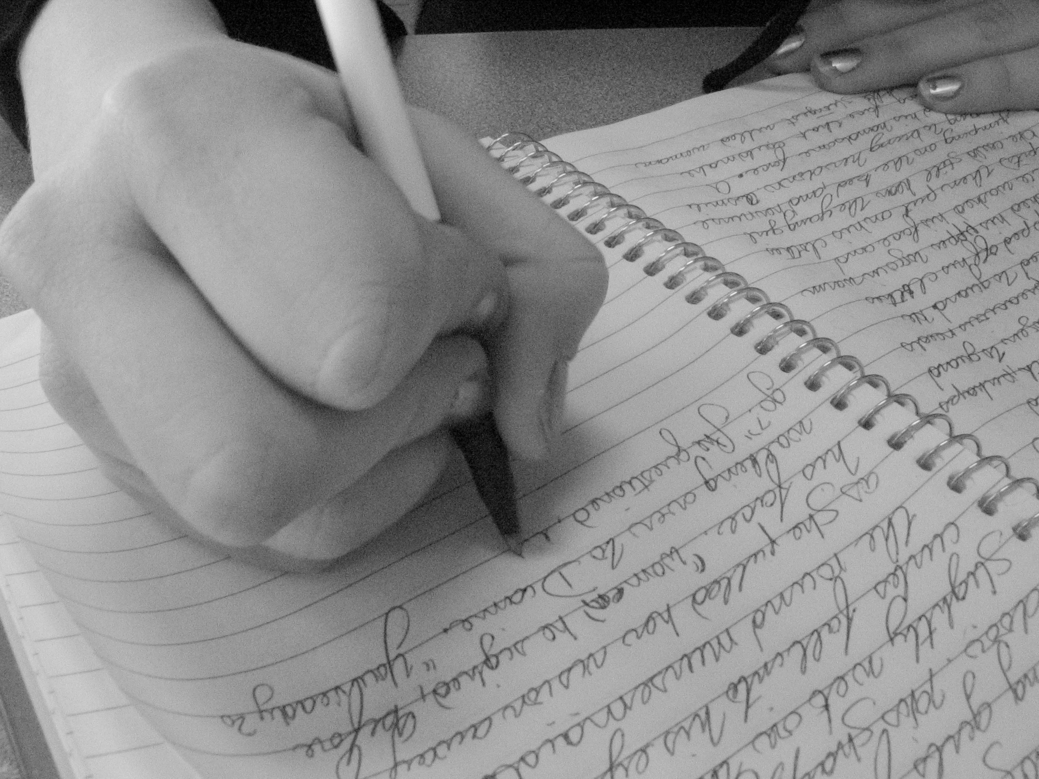 Writing an admission essay journal